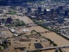 downtown-nashville-flood-aerial