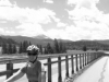 Biking from Breck to Frisco